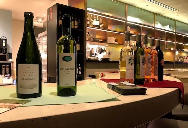 南三陸ワイナリーと秋保ワイナリーのワイン